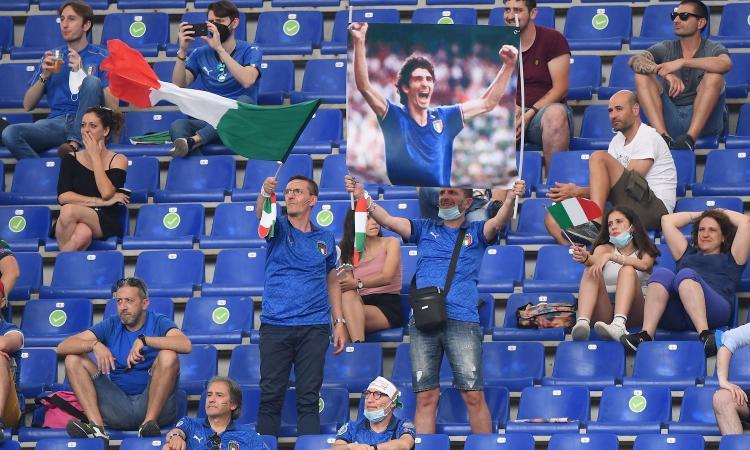 Paradosso Europei: stadi mezzi vuoti per il Covid, ma i biglietti o restano invenduti  o non vengono utilizzati