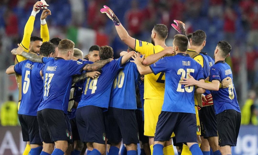 Entusiasmo esagerato per l'Italia. Meglio tornare sulla Terra