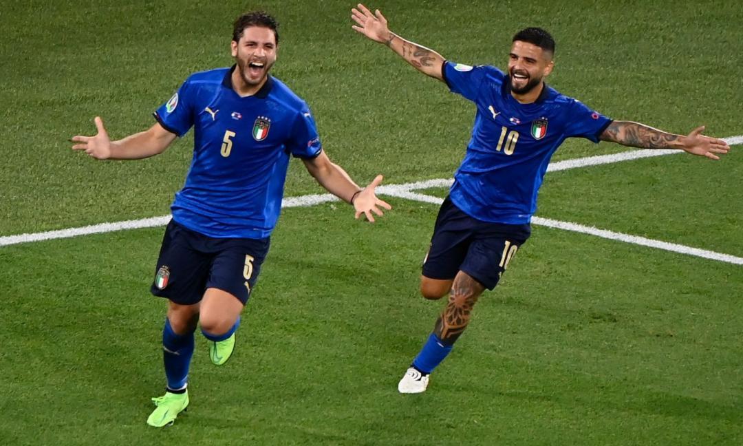 Una grande Italia: Mancini è già agli ottavi!