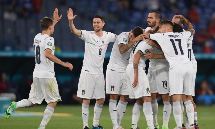 Italia bella solo un per un tempo, ma oltre alla vittoria c'è di più: avanti così, senza illusioni ma senza paura
