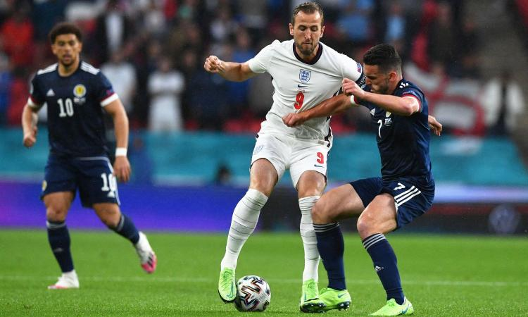 Inghilterra, Kane: 'Non è stata la nostra prova migliore. Il cambio? L'allenatore fa le sue scelte e vanno rispettate'