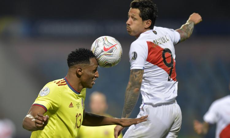 Coppa America: il Perù di Lapadula batte la Colombia, pari Venezuela-Ecuador