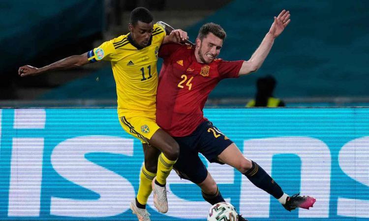 Spagna, Laporte: 'Se giocassimo 10 partite così ne vinceremmo 9'
