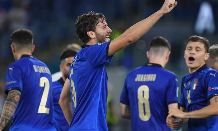 Juve, se prendi Locatelli fai un affare: è diventato un giocatore totale. E ora che combina Mancini con Verratti? VIDEO