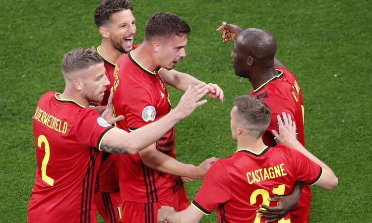 Euro 2020, il Belgio cambia i suoi piani di viaggio