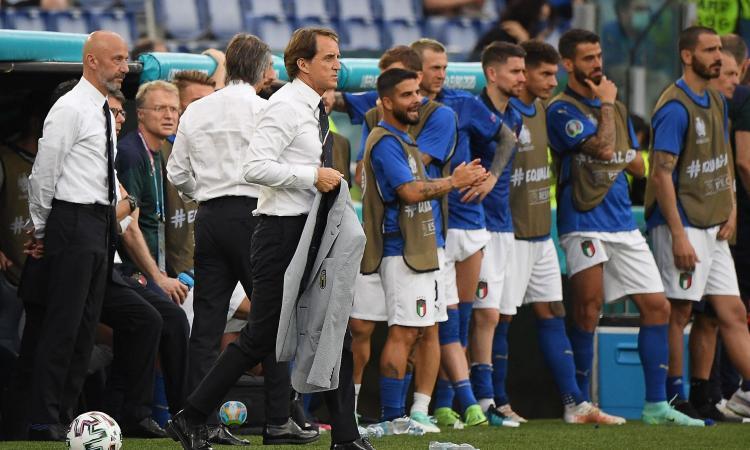 Italia prima, il cammino verso la finale: ora Ucraina o Austria, poi rischio Belgio e Francia