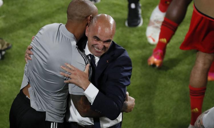 Belgio, Martinez: 'Noi e l'Italia le migliori squadre del torneo. Più De Bruyne che Hazard ma decido domani'