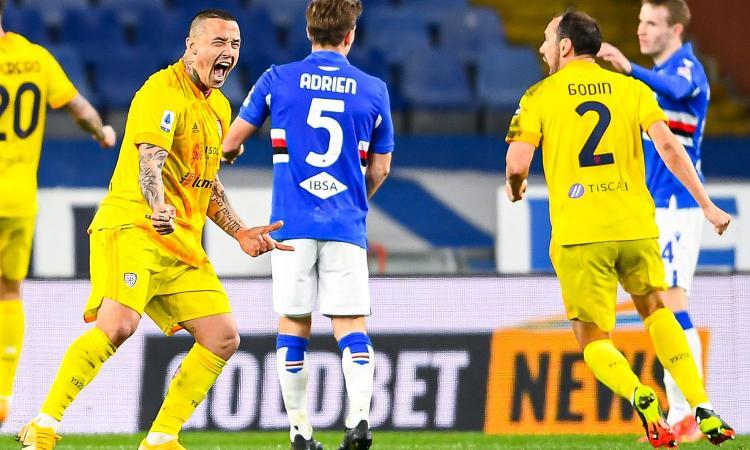Ds Cagliari: 'Nainggolan è intoccabile, risolviamo entro il ritiro. L'Inter ha chiesto Nandez. Godin? Non possiamo'