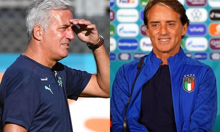 Con Petkovic non è più una Svizzera 'anti-Italiani'. Mancini non vuole fare calcoli, ma evitare Belgio e Francia...
