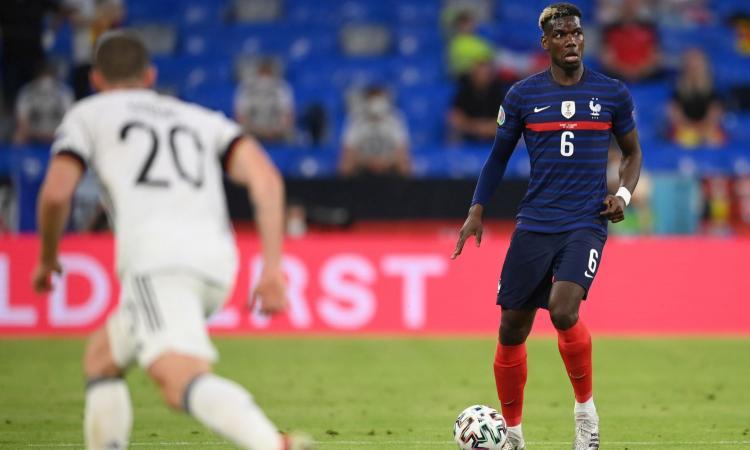 Francia, superiorità evidente: Pogba-Kanté-Rabiot sovrastano la Germania. E' la candidata numero 1 alla vittoria