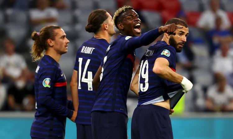 Francia, le pagelle di CM: Pogba regale, Mbappé illegale. Stecca solo Griezmann