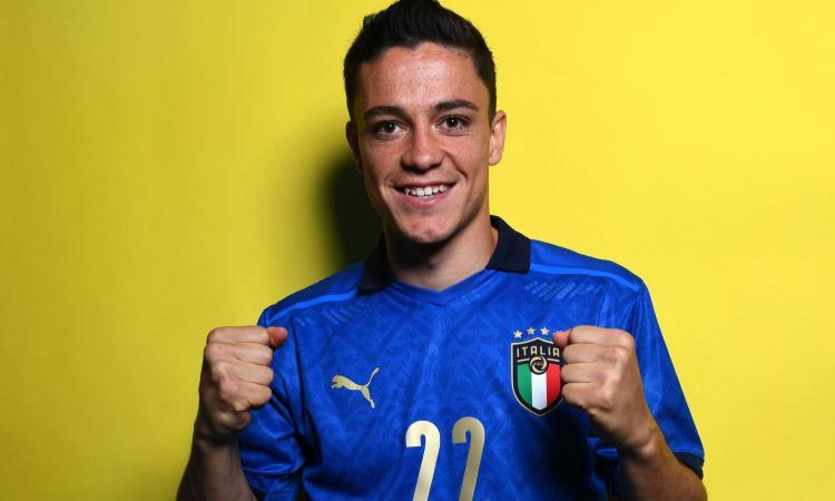 Sassuolo, tutti pazzi per Raspadori: dall'Inter al Milan, c'è la fila