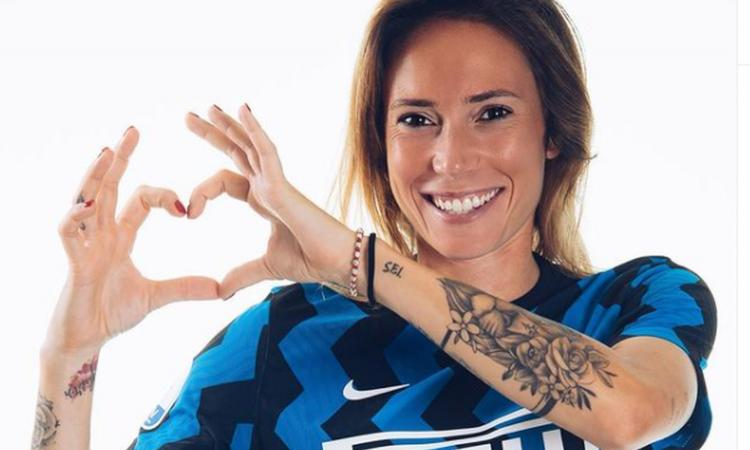 Regina Baresi e l'addio all'Inter: 'A 30 anni mi devo reinventare. Un reality? Sì, amo l'avventura'