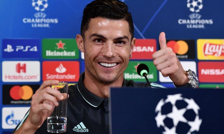 Ronaldo da record, è l'uomo più influente al mondo. La Juve può solo aspettare