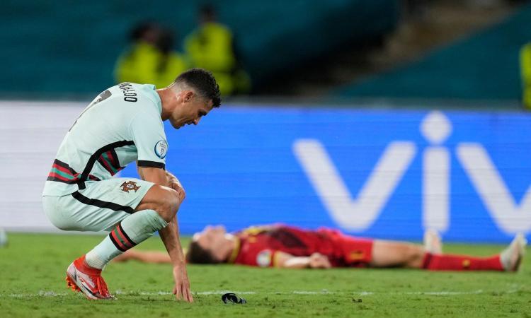 Ronaldo saluta gli Europei, ora il futuro: il mercato della Juve dipende da CR7
