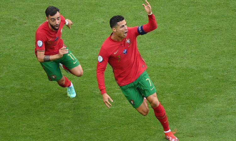 Europei, top 11 della seconda giornata: Ronaldo, Gosens e gli Azzurri. E in panchina c'è Rossi