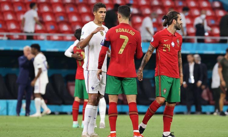 Portogallo-Francia: lo show più bello dell'intero Europeo. Tutti contenti con un Ronaldo 'mondiale'