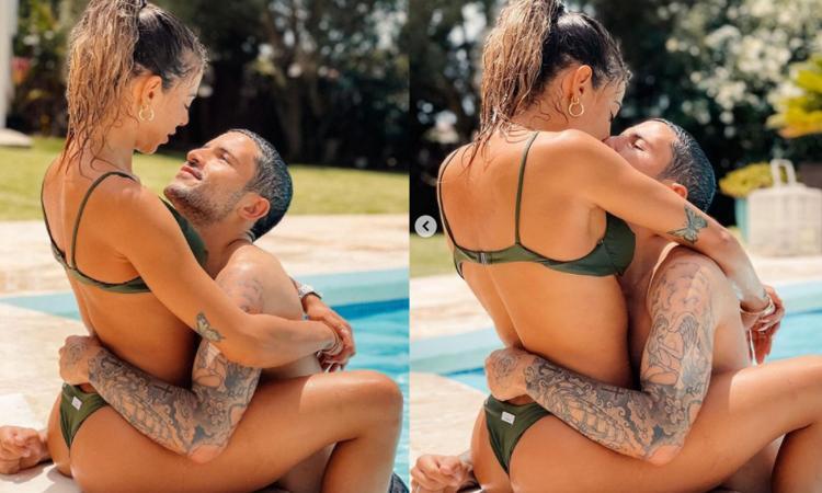 Sensi e Giulia: relax e passione a Ibiza FOTO