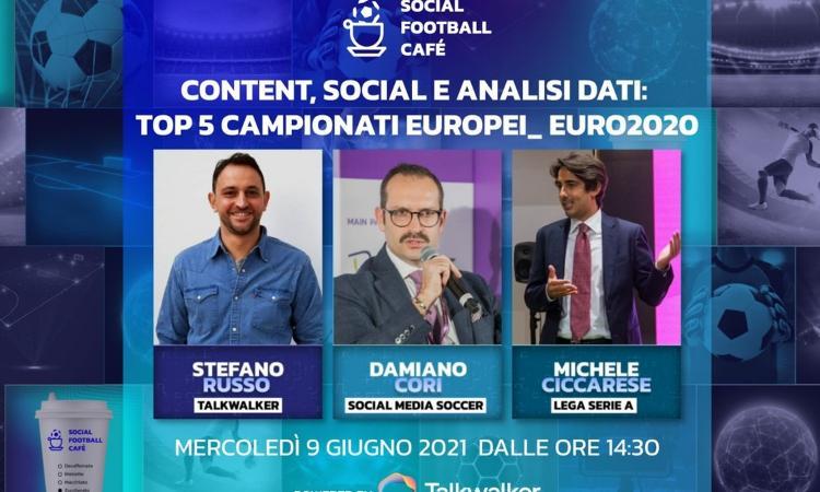 Social e analisi dati: Lega Serie A tra i migliori canali digitali delle Top 5 leghe