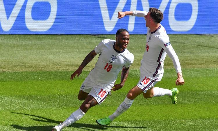 Inghilterra, basta un gol di Sterling: 1-0 a una deludente Croazia