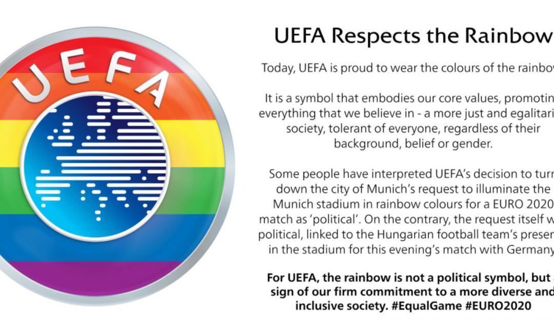 All'Uefa si sono sgonfiati i palloni: europei sempre più come stories di Instagram
