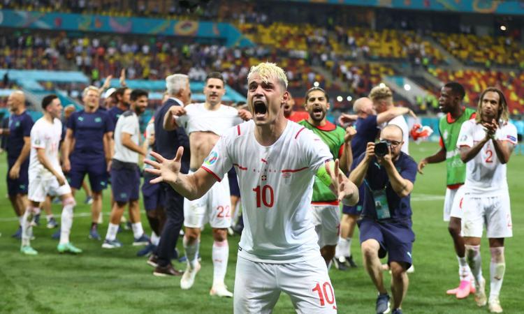 Xhaka e la voglia di Roma: prima offerta respinta, Mourinho non molla