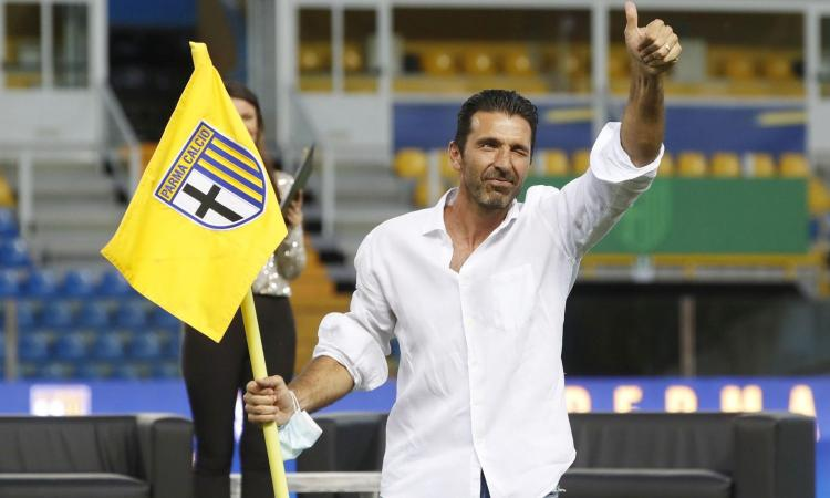 Parma, Buffon: 'Sogno il Mondiale e voglio imparare da Donnarumma. La Juve? La verità è che con Pirlo...'