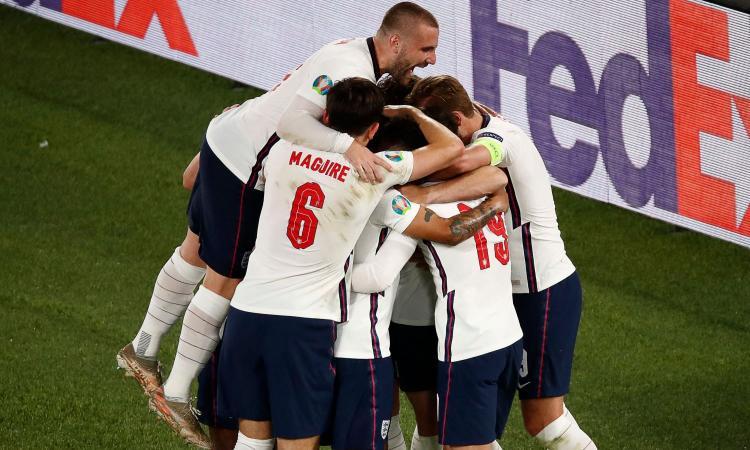 L'Inghilterra distrugge in fretta Sheva, ora convince anche col gioco: Southgate favorito a Wembley, ma stia attento ai danesi