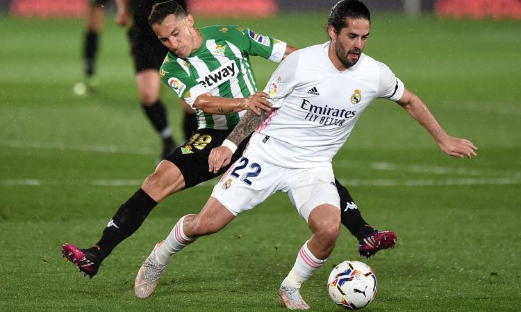 Real Madrid: Isco è sul mercato, ecco la richiesta