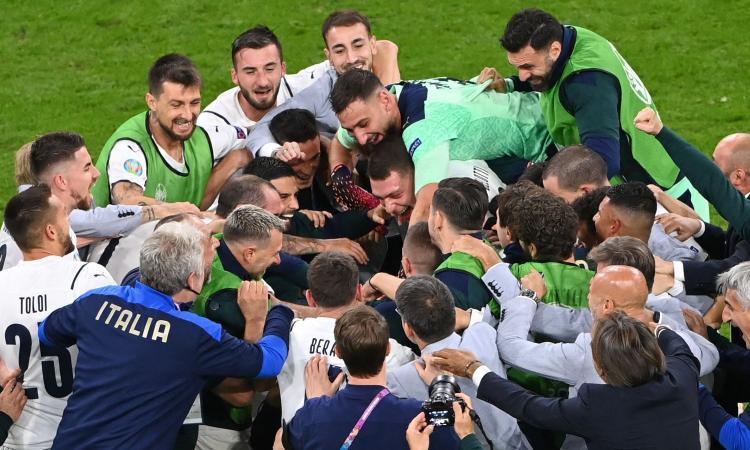 Gioco, gol e sano eroismo: l'Italia stronca il Belgio, ma la perdita di Spinazzola è un vero dramma