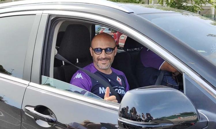 Fiorentina, scintille e insulti in ritiro tra Italiano e alcuni tifosi dello Spezia: la ricostruzione