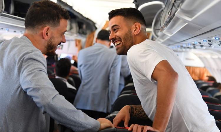 La carica di Spinazzola: 'Tornassi indietro, rifarei quell'allungo. Sull'aereo per Londra sono rinato, forza Azzurri!'