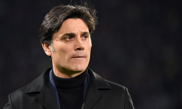 Montella: 'Lanciai io Locatelli. E' da Juve, crescerà ancora. Spalletti il più bravo, Donnarumma vale un bomber da 25 gol'