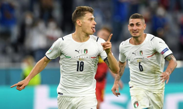 L'Italia canzona il Belgio: 'Veni, vidi...' FOTO
