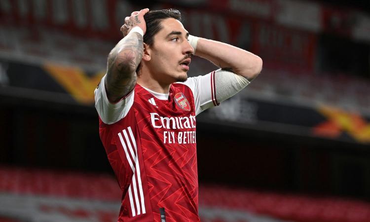 Bellerin spinge per l'Inter: chiesta la cessione all'Arsenal