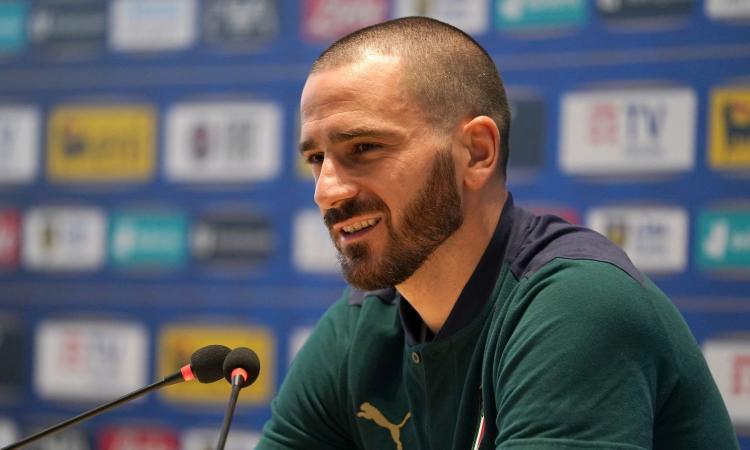 Bonucci: 'Vogliamo fare qualcosa di storico, Wembley non fa paura. Europeo pro-Inghilterra? Solo chiacchiere. I meriti di Mancini...'