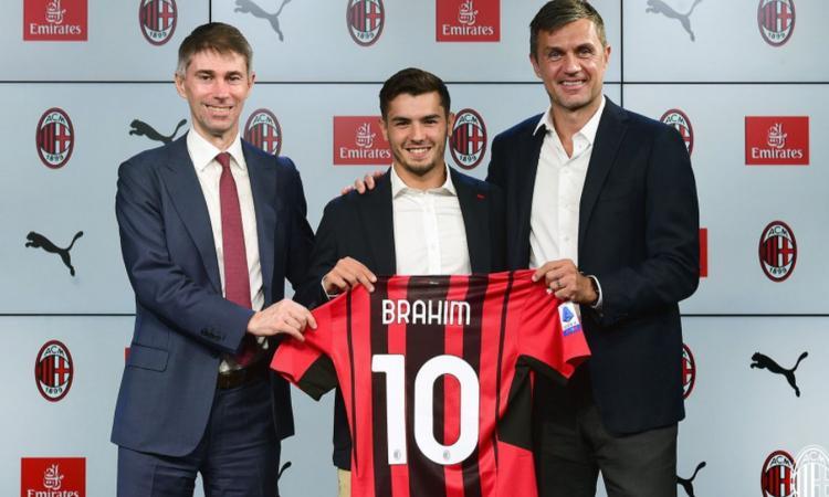 Dall'idolo Rivera a Gullit, da Savicevic al 'dimenticato' Calhanoglu: il peso della '10' del Milan sulle spalle di Brahim Diaz