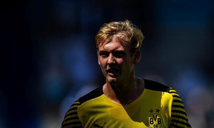 Il Milan e l'idea Brandt: il legame con Leao e il tentativo della Lazio