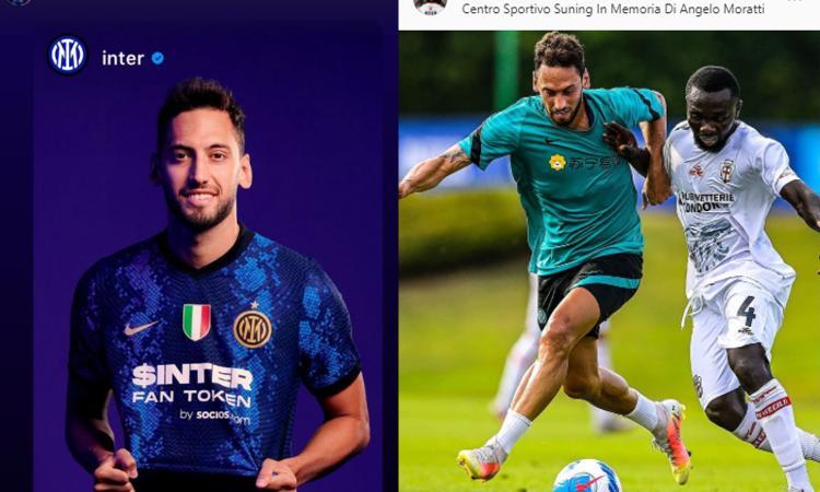 L'Inter scopre Calhanoglu: subito protagonista con Inzaghi, ha già convinto tutti
