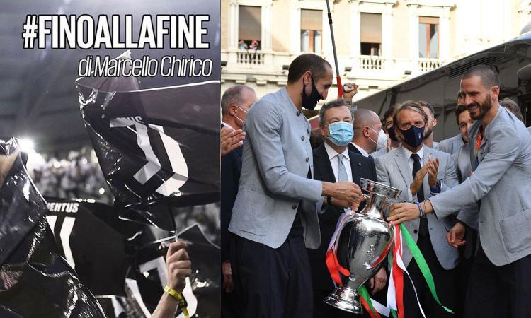 Chirico: 'Pullman scoperto, fa comodo scaricare la colpa sui giocatori della Juve'