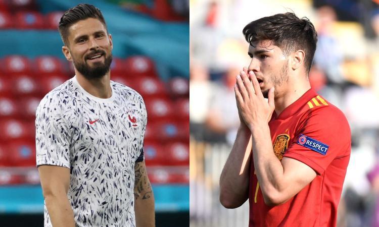 Milan, inizia la settimana di Giroud e Brahim: tempistiche e dettagli