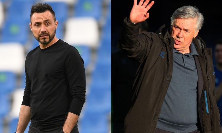De Zerbi in Ucraina e l'Ancelotti-bis a Madrid: tutti gli allenatori azzurri alla conquista del mondo