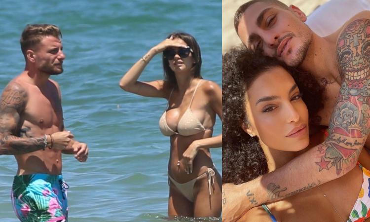 Gossip Girl: Chiellini e Bonucci, alto tradimento! Da Jessica a...Jessica, Italia campione d'Europa delle Wags
