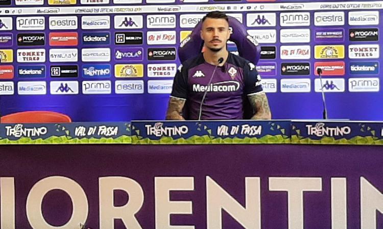 Fiorentina, Venuti: 'Obiettivi? Prima l'identità. Sono sincero, se non dovessi giocare mai andrei via'