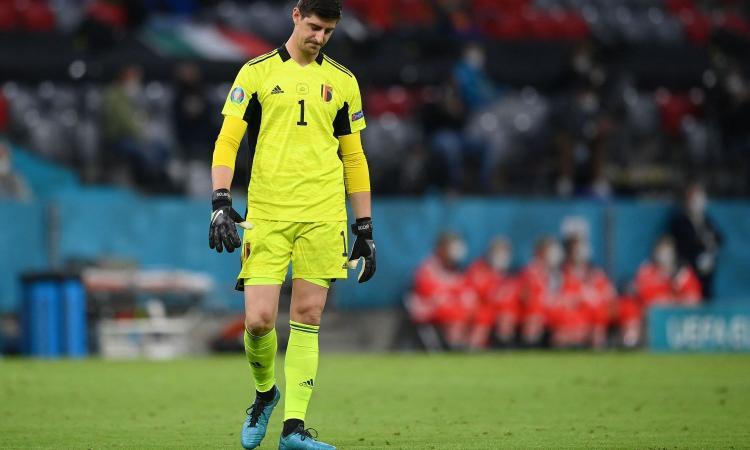 Belgio, Courtois: 'La partita con l'Italia non ha senso, sarà un'amichevole'