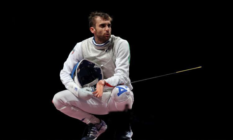 Garozzo si arrende a Cheung e ai guai muscolari: è argento. La Juve e l'oro di Rio rubato sul treno per Torino...