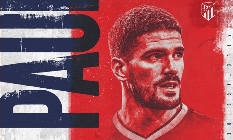 Atletico Madrid, UFFICIALE l'arrivo di De Paul