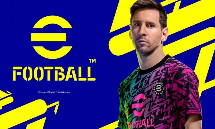 Konami presenta eFootball 2022: è la fine dell'era PES