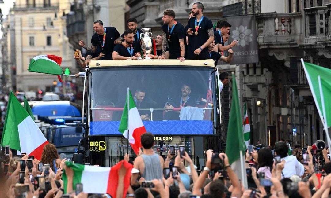 Sul tetto d'Europa, l'Italia è un capolavoro