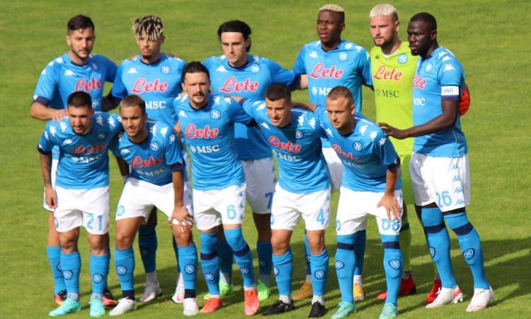 Napoli, prima uscita con Spalletti: è 12-0 contro la Bassa Anaunia, poker per Osimhen